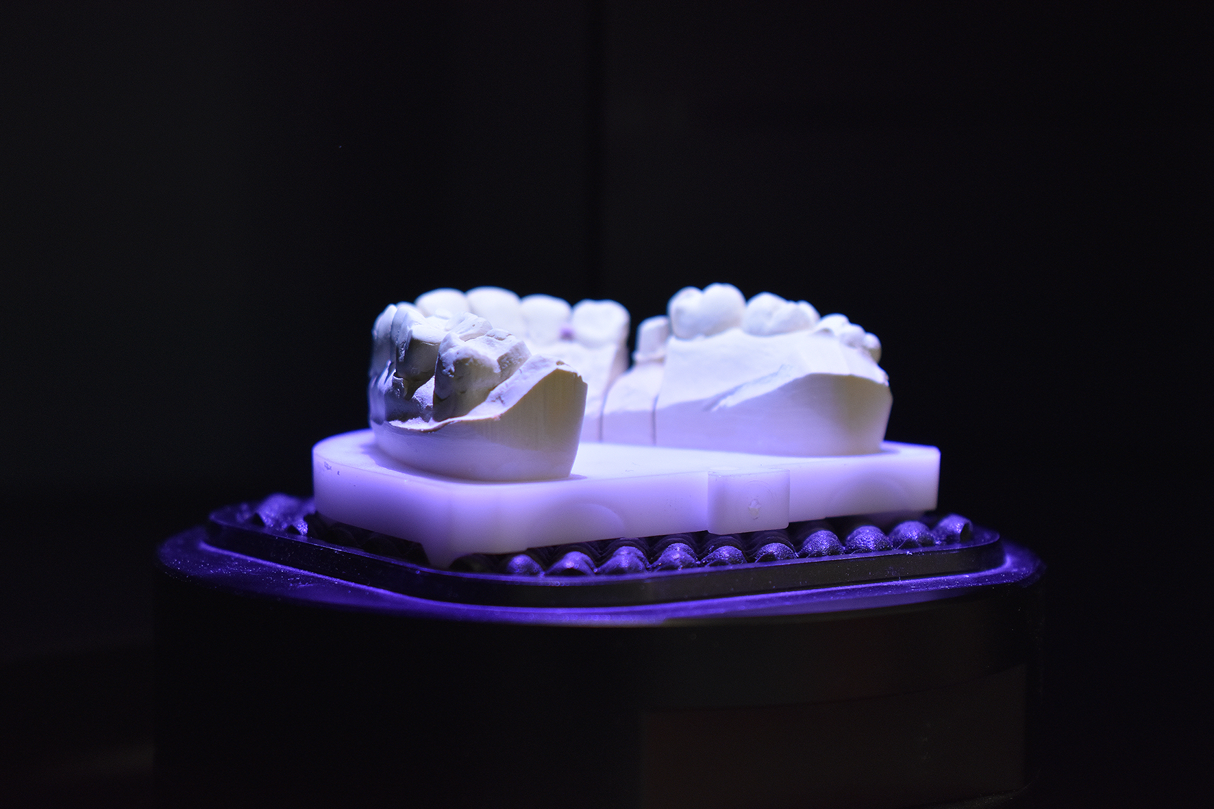 ZrO2 Digital Dental 3D Scanner